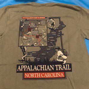 Nantahala Outdoor Center Appalachian Trail Tshirt